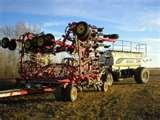 Bourgault Air Seeder photos