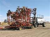 Bourgault Air Seeders pictures