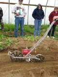 pictures of Six Row Seeder