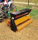 Grass Seeder Machine
