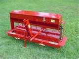 Aerator Seeder photos