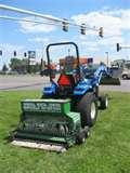 pictures of Slit Seeder Rental