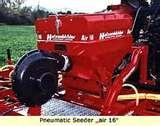photos of Case Air Seeders