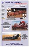 pictures of Seeders Combines