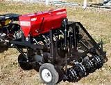pictures of Grass Seeders Drills