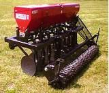 photos of Seeders For Food Plots