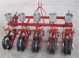 photos of Seeders From China