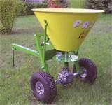 Seeders Lawn Tractors photos