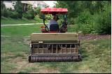 pictures of Hydro Seeders Lawn