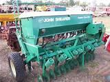 photos of John Shearer Seeders