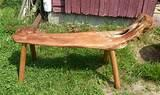 pictures of Cedar Bench